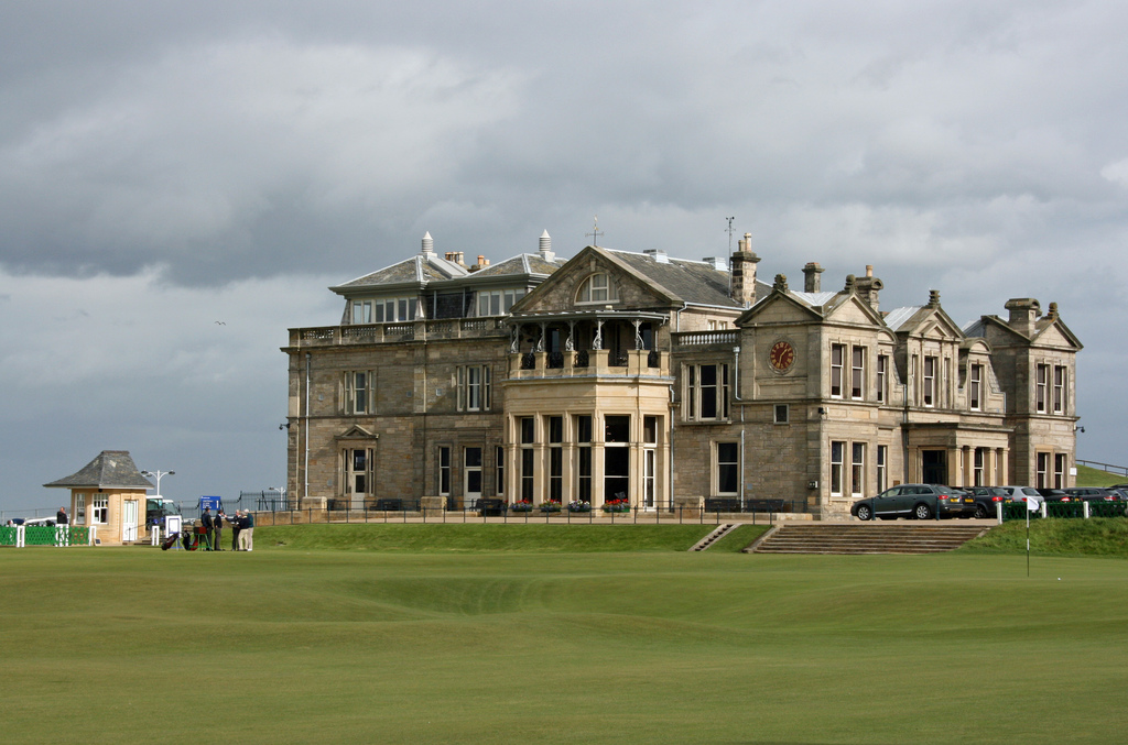 The Royal and Ancient Golf Club